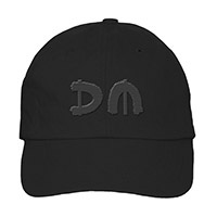 DM/Logo Black Hat