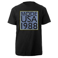 Depeche Mode USA 1988 Shirt