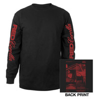 RED COROLLA RED MONTAGE LONG SLEEVE