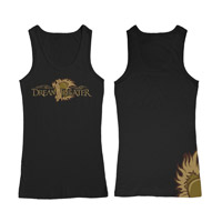 Tattoo Heart Ribbed Women's Tank