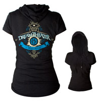 Women's Hooded Henley