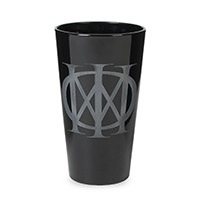 Majesty Sand-Etched Pint Glass