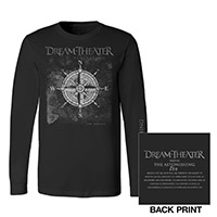 Compass Long Sleeve US Tour Tee