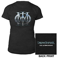 Women's Majesty Burnout Tee