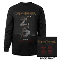 Images and Words 25th Anniversary US Tour Longsleeve Tee