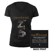 Women's Images and Words 25th Anniversary US Tour Tee