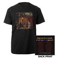 Images and Words Graphical US Tour Tee