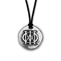 Limited Edition, Hand-Crafted Dream Theater Sterling Silver Pendant