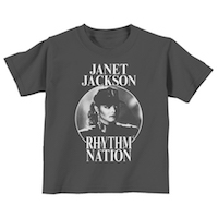 Rhythm Nation Kid's Tee