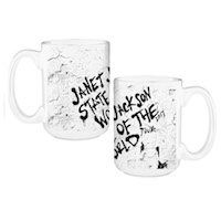 State Of The World 2017 Tour Mug