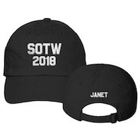 State of the World Tour 2018 Hat