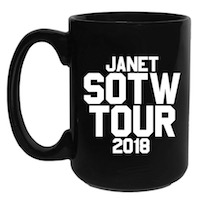 State Of The World Tour 2018 Mug