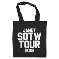 State Of The World Tour 2018 Tote