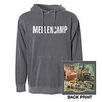 Mellencamp Sad Clowns and Hillbillies Hoodie