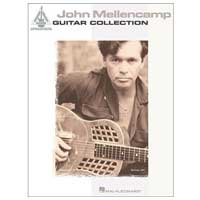 John Mellencamp Guitar Collection Sheet Music
