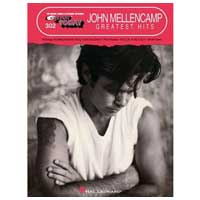 John Mellencamp Greatest Hits: For Organs, Pianos & Electronic Keyboards (E-Z Play Today 302)