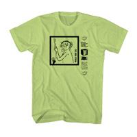 Stick Figure Tour Tee
