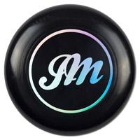 JM Logo Black Sportdisc