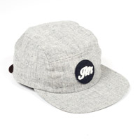 JM Logo Grey Hat