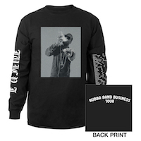 Smoke Photo Itin Long Sleeve Tee