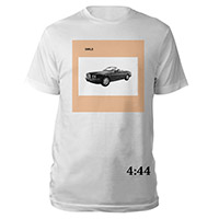 Jay-Z 4:44 Smile Tee