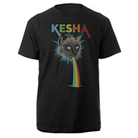 Rainbow Kitty Tee
