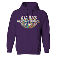 Weird & Wonderful Rainbow Ride Pullover Hoodie
