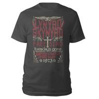 Lynyrd Skynyrd 1973 Hits Tee