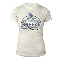 Women's 'Call Me The Breeze' Tee
