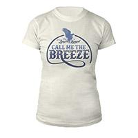 Women's 'Call Me The Breeze' Tee