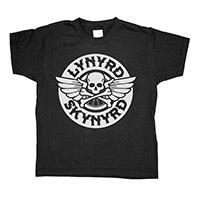 Lynyrd Skynyrd Donut Black Toddler Tee