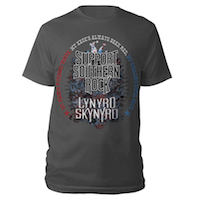 Support Southern Rock Tee