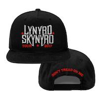 Lynyrd Skynyd 2017 Tour Hat