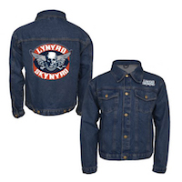 Lynyrd Skynyrd Denim Patch Jacket