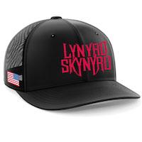 Lynyrd Skynyrd Mesh Trucker Hat