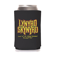 Last of the Street Survivors Farewell Tour Koozie