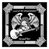 Last of the Street Survivors Farewell Tour Bandana