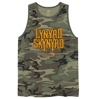 Last of the Street Survivors Camo Tank