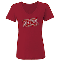 Women's Sweet Home Alabama Tee