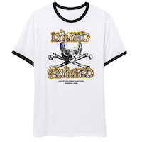 Last of the Street Survivors Skull Tee