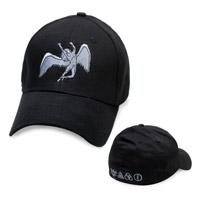 Silver-Grey Icarus Baseball Cap (New Era)