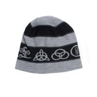 Four Symbols Beanie Hat