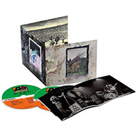 Led Zeppelin IV Deluxe Edition CD