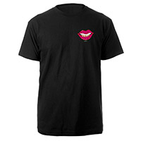 Maroon 5 What Lovers Do Lips Tee