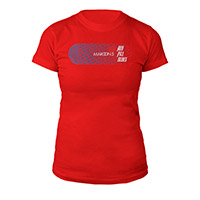 Maroon 5 Women's Red Pill Blues Tee