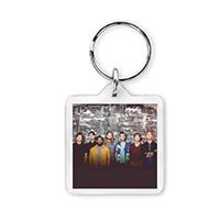 Maroon 5 2018 Tour Keychain