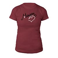 Maroon 5 Logo Women's Tee