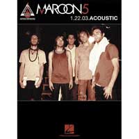 1.22.03 Acoustic EP Songbook