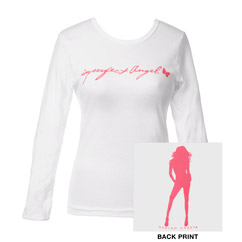 Imperfect Angel Women's Long Sleeve