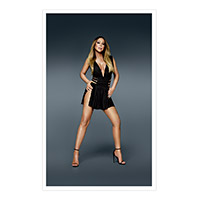 Mariah Carey: #1 To Infinity Collectible Print